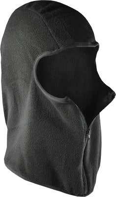 ZAN BALACLAVA MICROFLEECE W/ZIPPER PART# WBF114Z