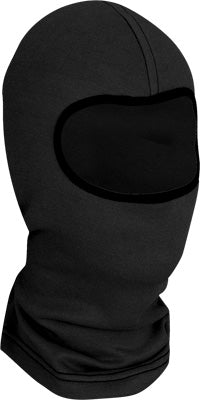 ZAN BALACLAVA COMFORT FLEECE (BLACK) PART# WB3114