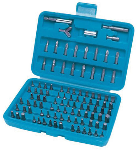 PERFORMANCETOOL 100PC BIT SET W1389