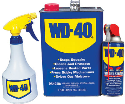 WD-40 WD-40 CALIFORNIA COMPLIANT 8OZ PART# 490026