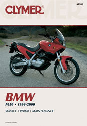 CLYMER 1997-1999 BMW F650ST REPAIR MANUAL M309