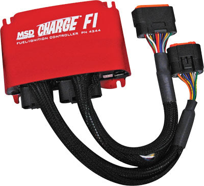 MSD CHARGE FUEL/IGN CONTROLLER RHINO PART# 4245 NEW