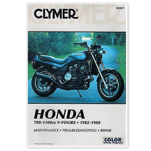 CLYMER 1983-1986 Honda VF1100C V65 Magna REPAIR MANUAL M327