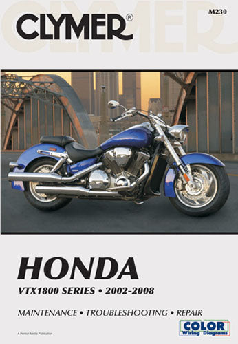 CLYMER 2005-2008 Honda VTX1800N Neo-Retro REPAIR MANUAL M230
