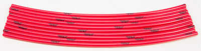 FLY RACING GAS CAP VENT HOSE RED 18 10/PK PART# 28-1152 NEW
