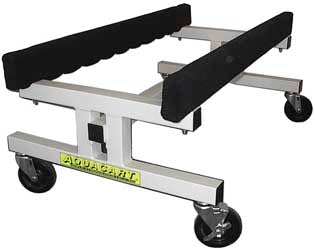 AQUACART AQ-19 STORAGE CART PART# AQ19