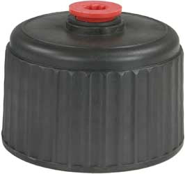 LC UTILITY CONTAINER COMPLETE LID (BLACK) PART# 30-1260
