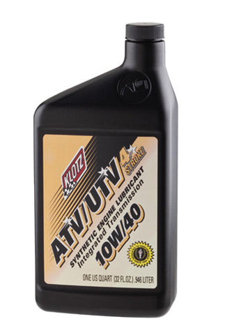 KLOTZ ATV/UTV-1040 UTV SYNTHETIC ENGINE LUBRICANT W TRANSMISSION 10W 40