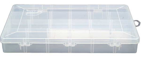 "PLANO 24 COMPARTMENT ORGANIZER 13-3/ 4X9-1/8X2"" PART# 2370002"