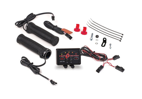 SYMTEC 215048 QUAD ZONE CONTROLLER KIT HEATED CLAMP-ON STYLE GRIPS