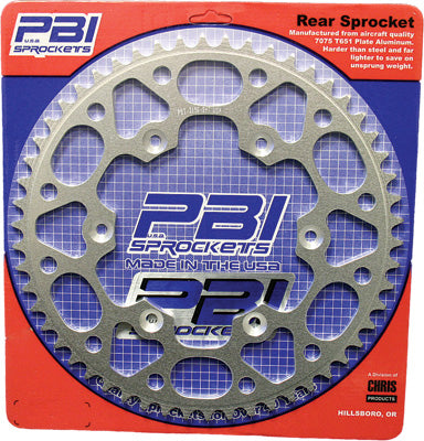 PBI 1970-1972 Honda CB100 Super Sport REAR ALUMINUM SPROCKET 40T 3042-40-2