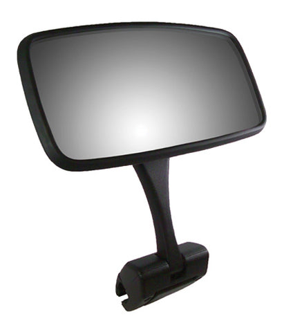 CIPA COMP MIRROR WITH DELUXE CAST ALUMINUM MOUNTING BRACKET 1309