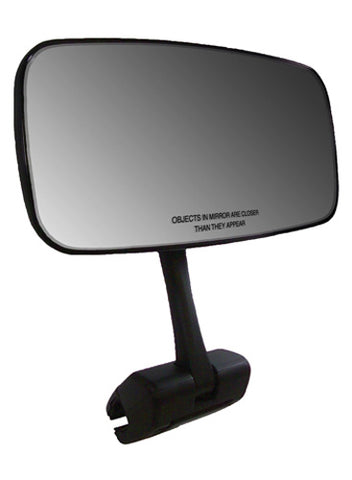 CIPA COMP UNIVERSAL MIRROR W/DELUXECAST ALUMINUM MOUNTING BRACKET 2109
