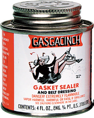 GASGACINCH GASKET SEALER 4OZ PART# 440-A