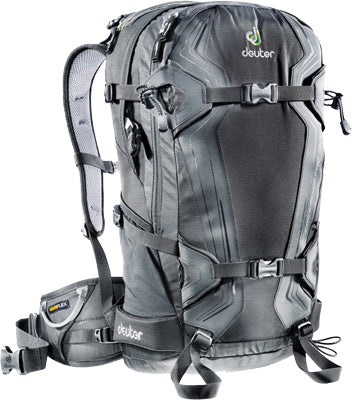 DEUTER FREERIDER PRO 30 (BLACK/GRANITE) 3.30E+11