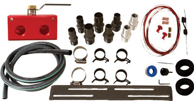 AQUA-HOT CAB HEATER INSTALLATION KIT PART# PLE-200-150