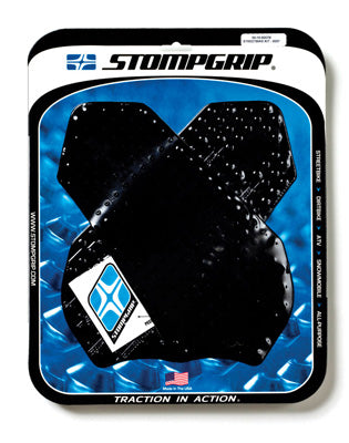 STOMP PAD KIT GSXR 600/750 BLK PART# 55-10-0057B NEW