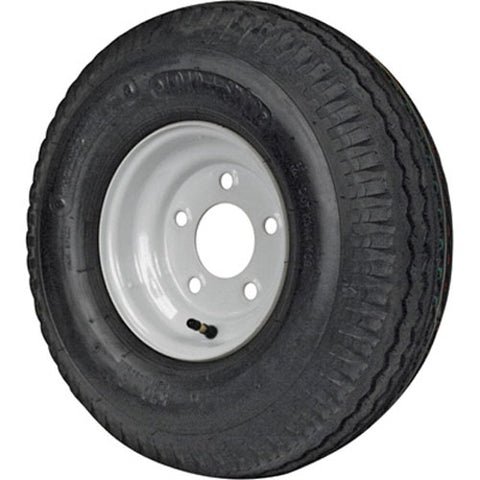 AMERICAN TIRE 30070 480 X 8 C AND WHEEL 5 HOLE GALVANIZED