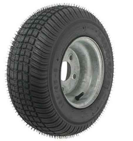 AMERICAN TIRE 3H400 205 65-10 & WHEEL C 5 HOLE GALVANIZED