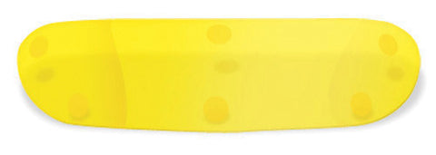 HOLESHOT 50327018 ZX CK3 HEADLIGHT COVER YELLOW