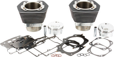 DELKRON CYLINDER KIT 88 MOTOR BLACK 97 W/3.875 PISTON PART# D3133 NEW