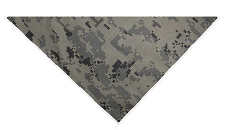 ZANheadgear BV009 3-IN-1 HEADBAND SYSTEM 100% COTTON ACU DIGITAL CAMO
