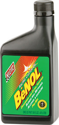 KLOTZ BENOL RACING CASTOR OIL 16OZ PART# BC-175
