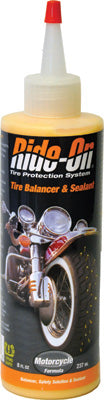 RIDE-ON TPS TIRE BALANCER AND SEALANT 8OZ PART# 41208EACH