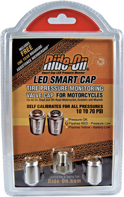 RIDE-ON LED SMART CAPS (PAIR) SCLPV2-BP2