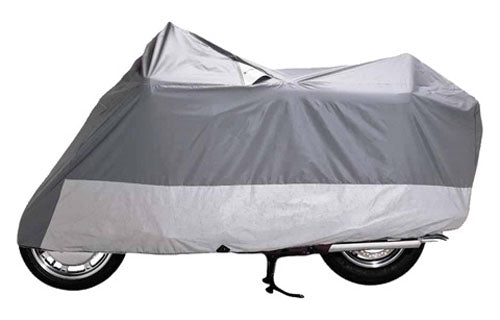 DOWCO 1986-2008 Suzuki LS650 Savage COVER WEATHERALL M BLACK 50002-03