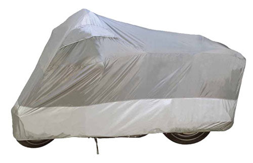 DOWCO 1997-2000 BMW F650 COVER ULTRALITE L GREY 26034-00