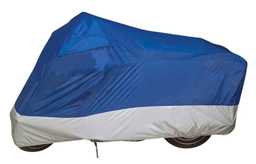 DOWCO 1995-1996 Moto Guzzi 1100 California COVER ULTRALITE L BLUE 26034-01