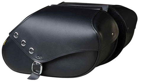 "DOWCO REVOLUTION SERIES SMALL ""GROMMET"" THROWOVER SADDLEBAG SET 3445"