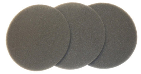 METRO FOAM FILTERS (PACKAGE OF 3) TOFIT 962500 & 962501 MVC-56F