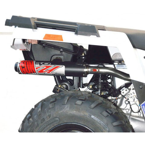 BIGGUN EXHAUST BIG GUN EVO U - FULL SYSTEM POLARIS Dec-33
