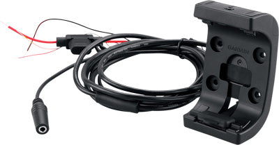 GARMIN AMPS RUGGED MOUNT WITH AUDIO/POWER CABLE PART# 010-11654-01 NEW
