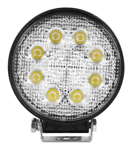 "BLAZER LIGHTING LED 4"" ROUND UTILITY/WORK LIGHT CAST ALUMINUM HOUSING CWL504"