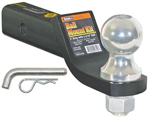 "BUYERS 1-7/8"" BALL MOUNT KIT WITH 4"" DROP 1803312"