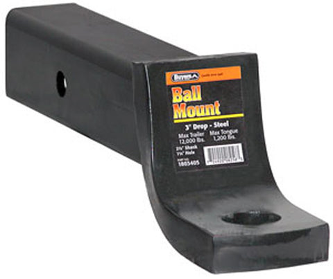BUYERS HIGH-LOW BALL MOUNT 1803410