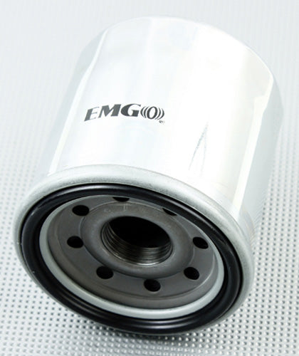 EMGO 2007 Yamaha FZS600 FZ6 OIL FILTER CHROME 10-82220