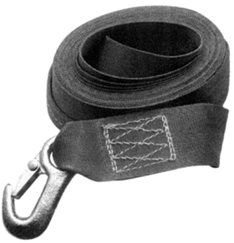 "CEQUENT FULTON 2""X20' WINCH STRAP AND HOOK 501202"