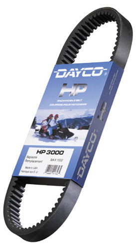 DAYCO 1970 PANTHER P303 ARCTIC CAT 506007 HP DRIVE BELT *1060