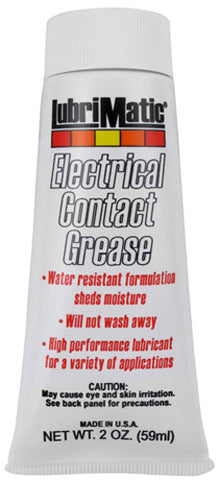 LUBRIMATIC 11755 ELECTRONIC CONTACT GREASE