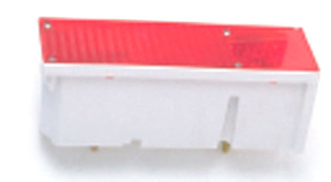 GROTE 52362-3 RECTANGULAR TAILLIGHT LEFT HAND