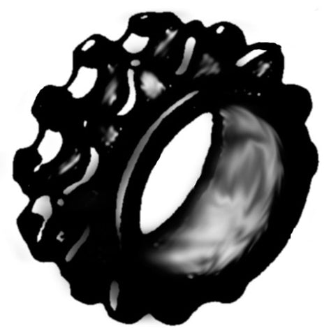 "MAX-TORQUE SS1058SP 5 8"" SPROCKET & BUSHING 41 CHAIN 10 TOOTH"