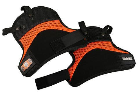 TEKRIDER TEKVEST OPTIONAL SHOULDER PADS - XSMALL SPTP2302
