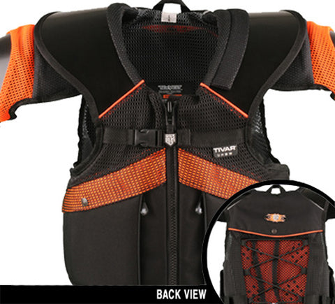 TEKRIDER TEKVEST OFF-ROAD RALLY SPORT - LARGE TVRS2405
