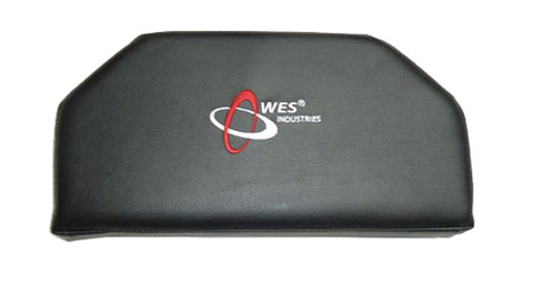 WES 110-0001 STANDARD DELUXE TOP BACKREST PAD