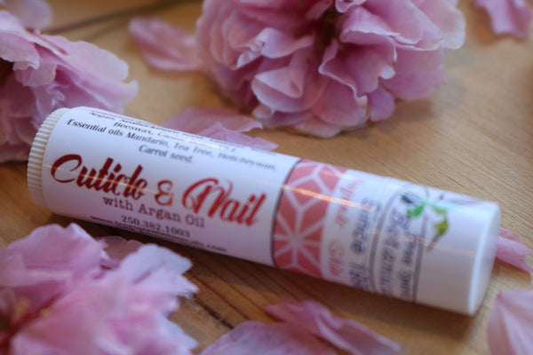 Cuticle Cure Balm