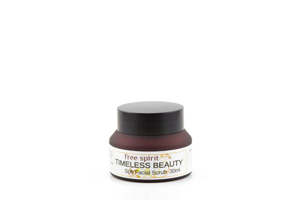 Timeless Beauty Soft Facial Scrub